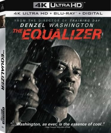 THE EQUALIZER, Starring Two-Time Academy Award Winner Denzel Washington Debuts on 4K Ultra HD July 10 1
