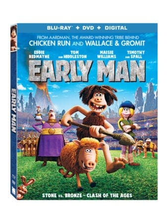 Early Man arrives on Digital May 15 and Blu-ray Combo Pack May 22 1