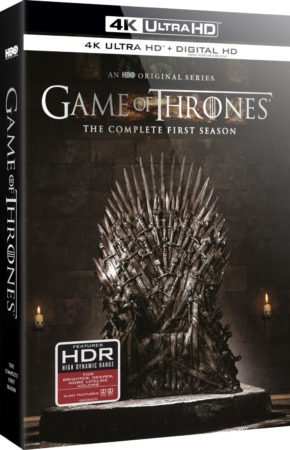 Game of Thrones: Season 1 Available on 4K Ultra HD Disc This Summer! 9