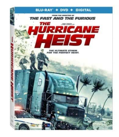 The Hurricane Heist arrives on Digital May 29 and on 4K Ultra HD™ Combo Pack (plus Blu-ray and Digital), Blu-ray™ Combo Pack (plus DVD and Digital), DVD, and On Demand June 5 1