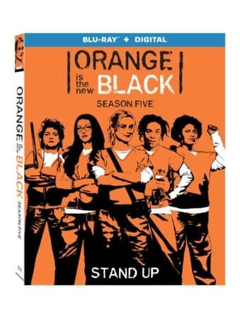 Orange is the New Black Season 5 arrives on Blu-ray, DVD and Digital June 12 1