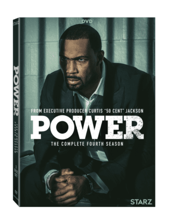 Power Season 4 arrives on DVD June 12 1