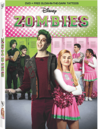 Disney's ZOMBIES on DVD on April 24th! 11
