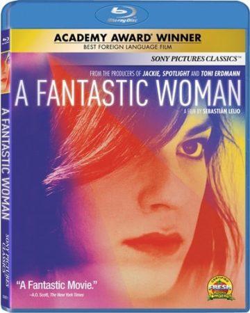 Academy Award Winner, A FANTASTIC WOMAN Arrives on Blu-ray & Digital May 22 5