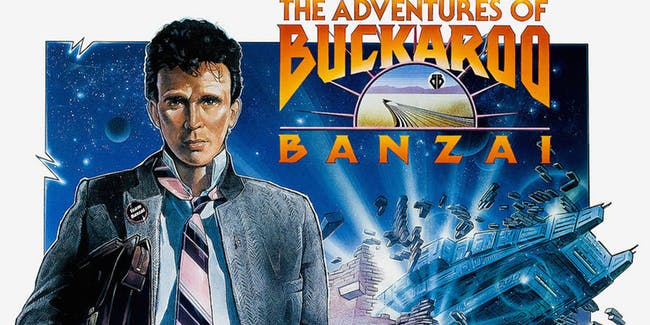 ADVENTURES OF BUCKAROO BANZAI, THE: ACROSS THE 8TH DIMENSION (STEELBOOK EDITION) 9