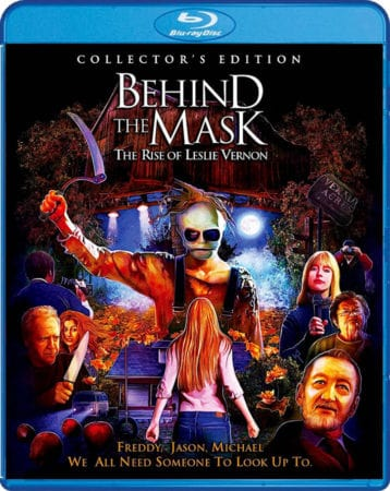 BEHIND THE MASK: THE RISE OF LESLIE VERNON - COLLECTOR'S EDITION 1