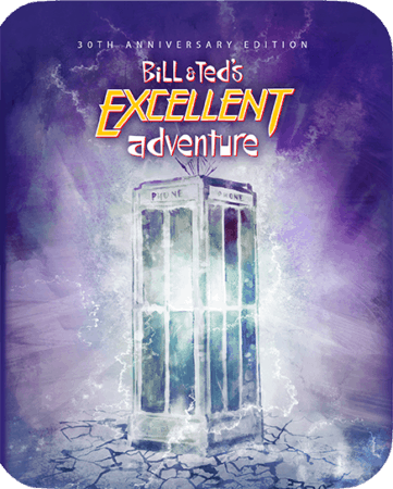 BILL & TED'S EXCELLENT ADVENTURE: 20TH ANNIVERSARY EDITION STEELBOOK 9