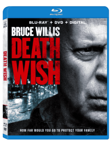 Bruce Willis Stars in DEATH WISH Arrives on Digital MAY 22 and on Blu-ray & DVD on JUNE 5 3