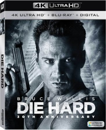 DIE HARD 30th Anniversary Arrives on 4K Ultra HD and Blu-ray May 15 10