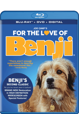 FOR THE LOVE OF BENJI 1