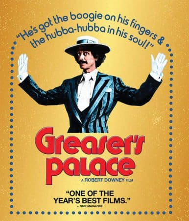 "Robert Downey Sr.'s ""Greaser's Palace"" Arrives June 5 1"