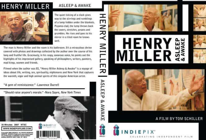 HENRY MILLER: ASLEEP & AWAKE 1