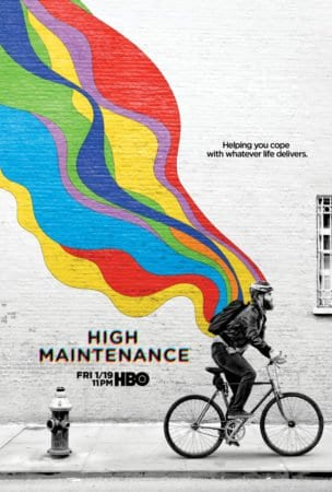 HBO Comedy Series High Maintenance Available for Digital Download 4/20! 1