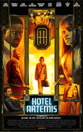 WEEKEND MOVIE ROUNDUP: SUPER TROOPERS 2, MIRAI, FIREWORKS, HOTEL ARTEMIS, IN SATURN'S RINGS & BAD ASS ANGELS AND DEMONS 9