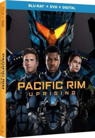 PACIFIC RIM UPRISING Available on Digital 6/5 and 4K Ultra HD, 3D Blu-ray™, Blu-ray & DVD 6/19 9