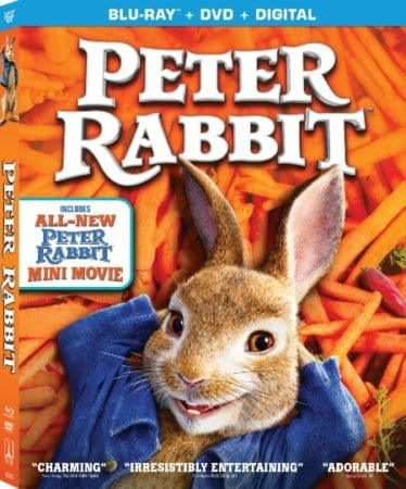 PETER RABBIT Available on Digital 4/20, 4K Ultra HD, Blu-ray and DVD 5/1 7