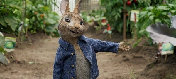 PETER RABBIT Inspires Kids Across America to 'Plant A Seed' for Earth Day 1