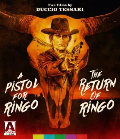 PISTOL FOR RINGO, A / THE RETURN OF RINGO: TWO FILMS BY DUCCIO TESSARI 1