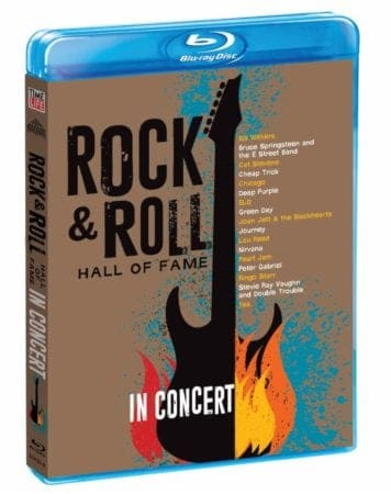 ROCK AND ROLL HALL OF FAME: IN CONCERT 5
