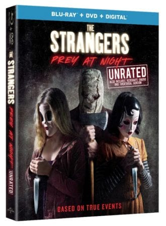 MONDAY ROUNDUP: PARAMOUNT 4K TITLES, BLACK PANTHER ON BLU, ENTER THE DEVIL, PAYING MR. MCGETTY, MOON CHILD, STRANGERS 2 and more! 17