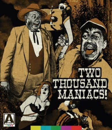 TWO THOUSAND MANIACS! 1