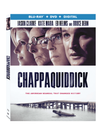 CHAPPAQUIDDICK arrives on Digital 7/3 and Blu-ray Combo Pack 7/10 3