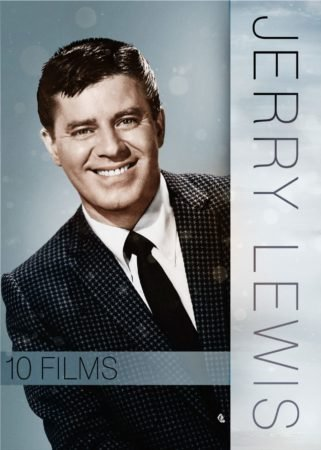 JERRY LEWIS 10 FILM COLLECTION comes to DVD June 12th 5