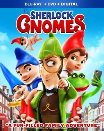 Home Video News: Sherlock Gnomes, Grease at Cannes, Black Panther and Seven Brides for Seven Brothers 11