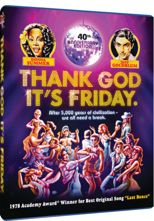 THANK GOD IT'S FRIDAY: 40TH ANNIVERSARY EDITION 9