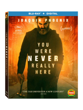 HOME VIDEO NEWS ROUNDUP: You Were Never Really Here, Krystal, The Men Who Built America: Frontiersman, Ash vs Evil Dead: Season 3 and more! 3