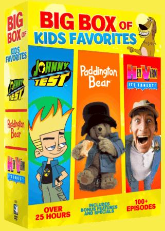 BIG BOX OF KIDS FAVORITES, THE 1