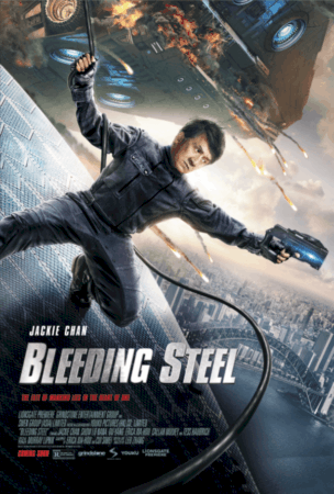 BLEEDING STEEL HITS THEATERS ON JULY 6TH. Watch the trailer and keep Jackie Chan working. 3