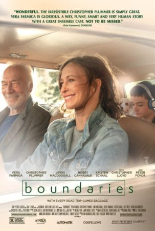 SONY PICTURES CLASSICS is bringing Boundaries to theater on June 22nd 7