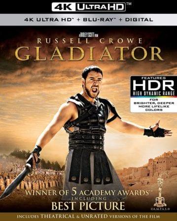 GLADIATOR (4K UHD) 1