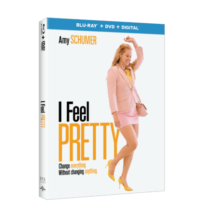 I FEEL PRETTY starring Amy Schumer, Michelle Williams and Busy Philipps Arrives on Digital July 3 and on Blu-ray & DVD July 17 4