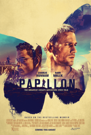 MOVIE NEWS ROUNDUP: Moviebill, Papillon, Down A Dark Hall, Future World, 15 Years of Revolution Studios, Fireworks, Grease Turns 40 13