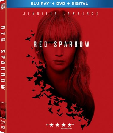 RED SPARROW [Blu-ray review] 1
