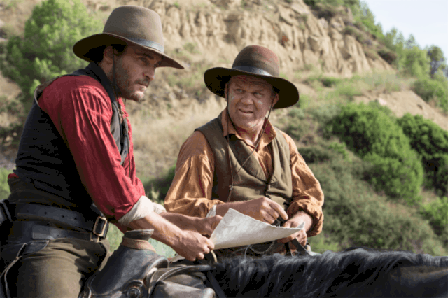 The Sisters Brothers gets a trailer! John C. Reilly in a Western! 12