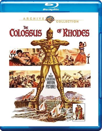 COLOSSUS OF RHODES, THE 6