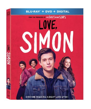 LOVE, SIMON 1
