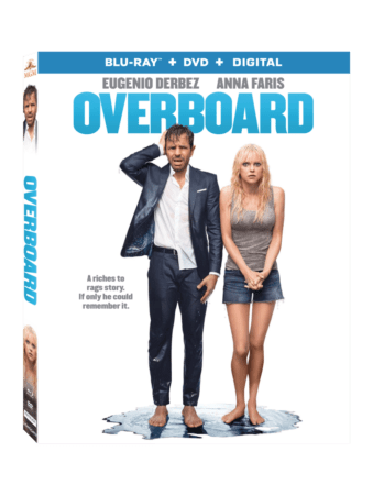 Overboard arrives on Digital 7/17 and Blu-ray Combo Pack 7/31 1