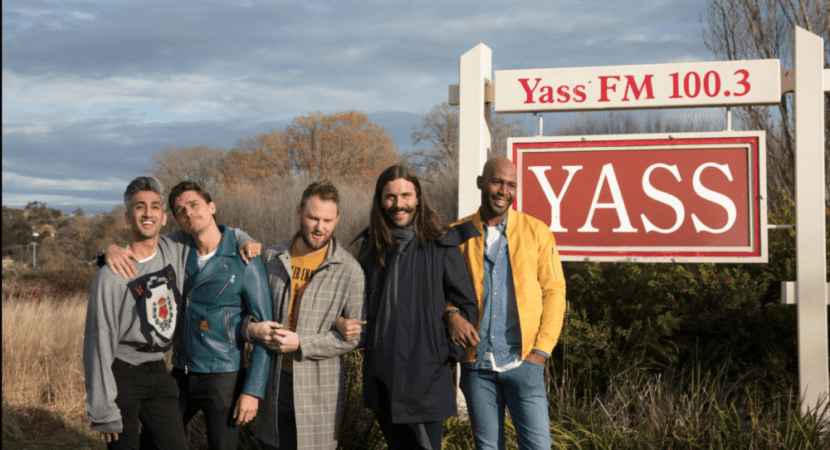 The Australian Town of YASS Gets a 'Queer Eye' Makeover 1