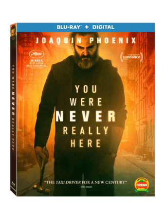 YOU WERE NEVER REALLY HERE [Blu-ray review] 8