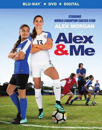 World Champion Alex Morgan Makes Young Soccer Players Dreams Come True!!! 3