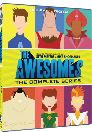 AWESOMES, THE: THE COMPLETE SERIES 5