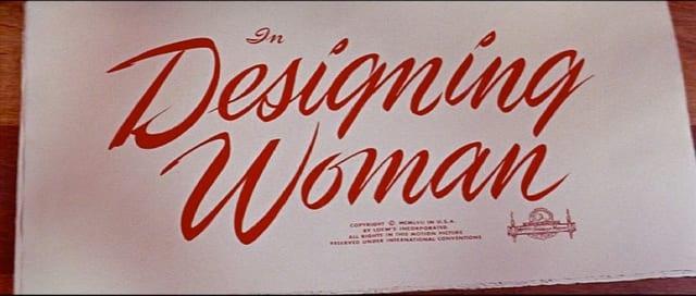 DESIGNING WOMAN 3