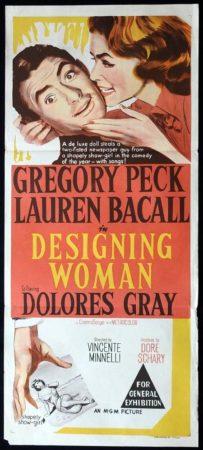 DESIGNING WOMAN 1