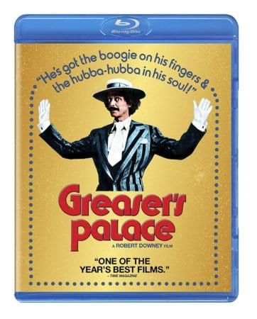 GREASER'S PALACE 1
