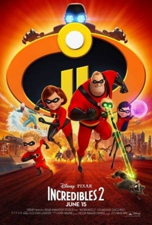 INCREDIBLES 2, THE 3