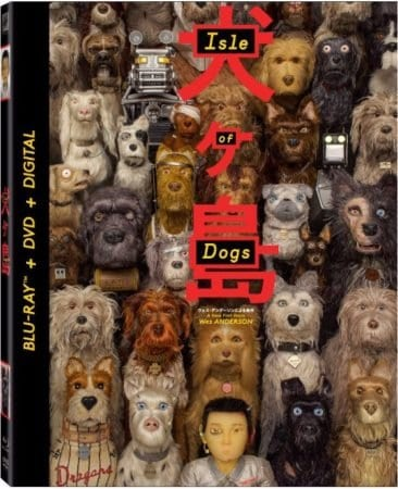 Wes Anderson's Isle of Dogs Arrives on Digital June 26th and Blu-ray™ & DVD July 17th 1